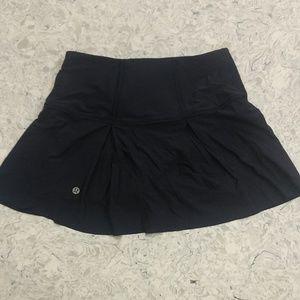 Lululemon Athletic Skirt Navy